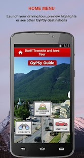 Banff Townsite GyPSy Tour- screenshot thumbnail