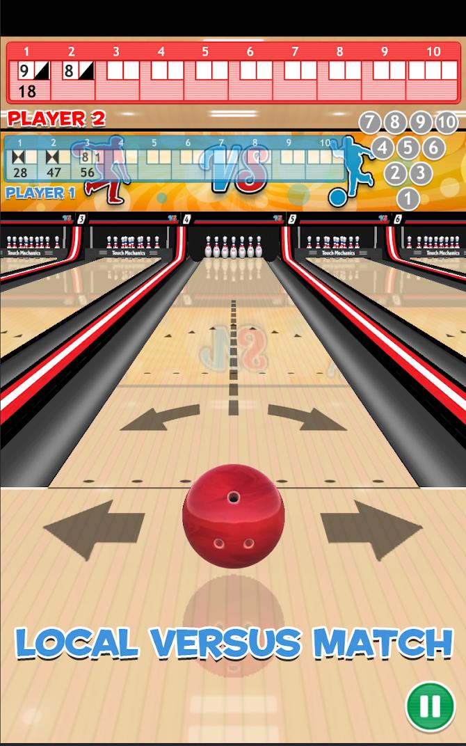 Strike! Ten Pin Bowling Android 20