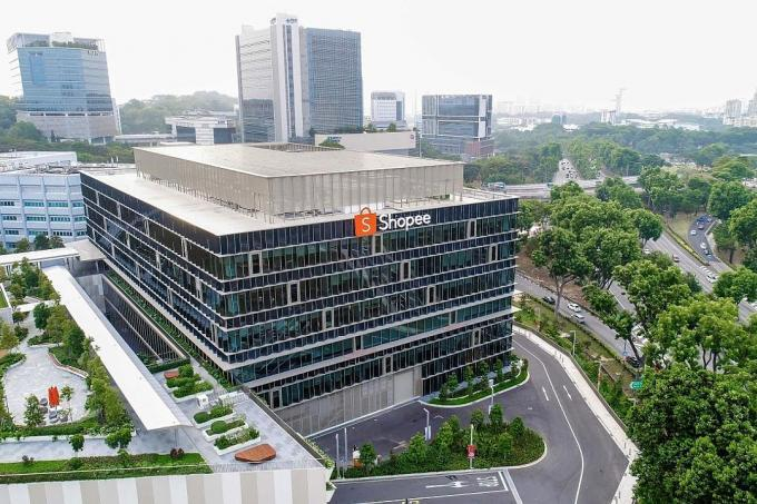Shopee opens new HQ in Kent Ridge