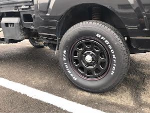 ハイゼットトラック  H26ハイルーフ500系ののカスタム事例画像 クボちゃん@坂組46◢ │⁴⁶さんの2018年10月17日11:40の投稿