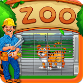 Build a Zoo & Repair it: Fun Construction Game