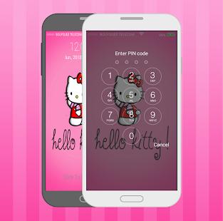 Hello Kitty Lock Screen Apps Bei Google Play