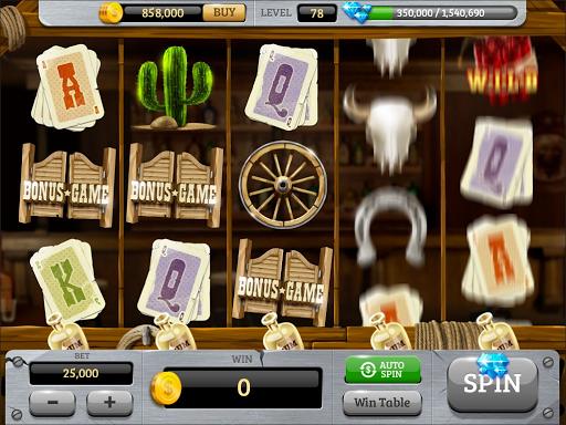 Wild wild west slot machines