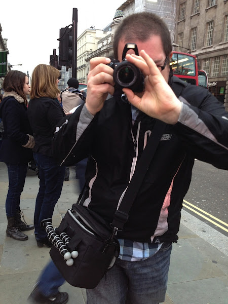 Photo: Oh look! Now I have a pretentious photographer profile pic! (Dat alliteration)