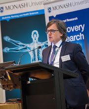 Photo: Prof Eric Morand, a rheumatologist and head of School of Clinical Sciences at Monash Health, on the recalcitrance of lupus, a Protean autoimmune disease. http://www.med.monash.edu.au/cecs/events/2015-tr-symposium.html
