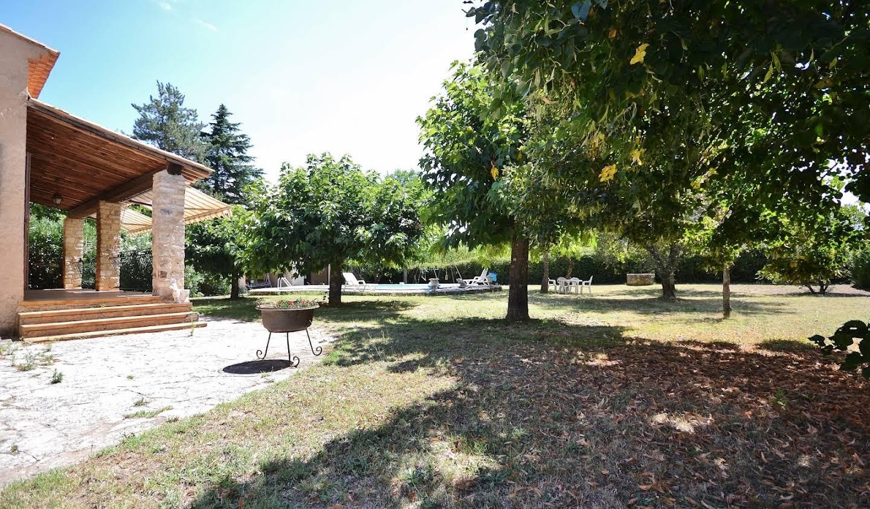 Maison avec jardin Arpaillargues-et-Aureillac