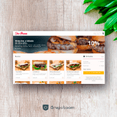 Grupoboom instagram diseño web tienda online