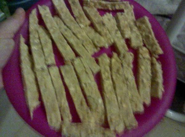 Soft Banana Strips Recipe