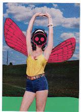 Photo: Wenchkin's Mail Art 366 - Day 262 - Card 262a