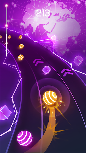 Download Dancing Road: Colour Ball Run! MOD APK 2