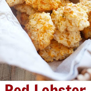 Red Lobster Cheddar Bay Biscuits.
