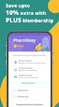 screenshot of PharmEasy – Online Medicine Ordering App