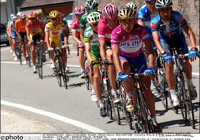 Paolo Bettini beleefde een geweldige Giro in 2005