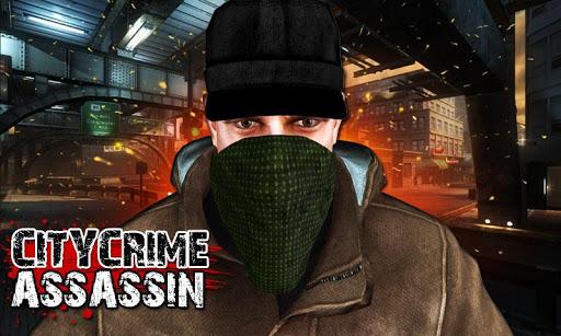 罪惡都市:黑幫暗殺者 3D