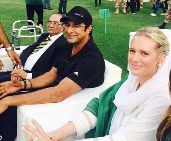 Image result for Shaniera Akram cricket