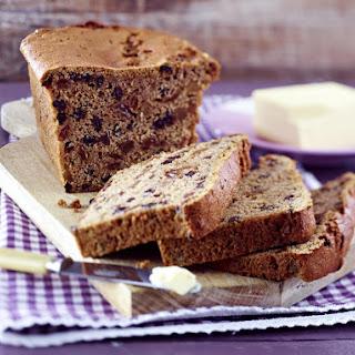 Welsh Bara Brith Fruit Cake.