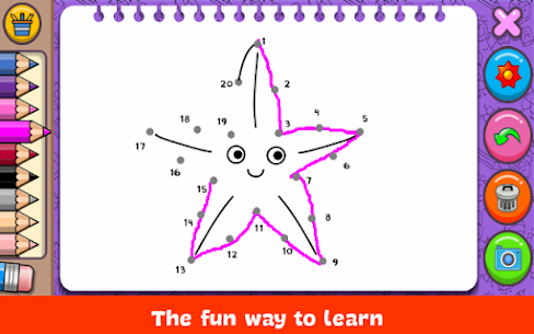 Coloring & Learn 5