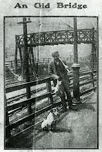 Photo: Wykeham Street bridge and rat catcher