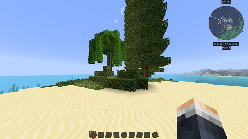 android JorneyMap mod Minecraft Ideas Screenshot 1