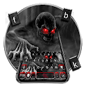 Zombie Monster Skull Keyboard Theme icon