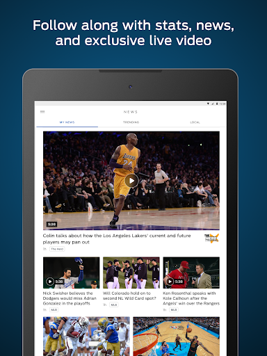 FOX Sports: Live Streaming, Scores & News  screenshots 9