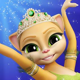 Моя Говорящая Кошка Эмма Балерина
