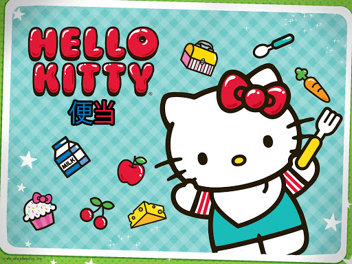 Hello Kitty 便当