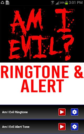Am I Evil Intro Ringtone