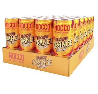 Nocco Blood Orange 24 x 330ml