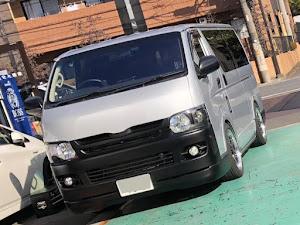ハイエース GDH211Kのカスタム事例画像 なおと☆東京箱愛會さんの2020年11月29日23:05の投稿