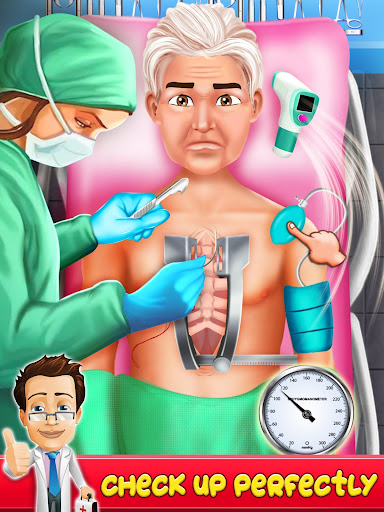 Heart  Surgery  Doctor  ER  hospital  Simulator 1.0 screenshots 9