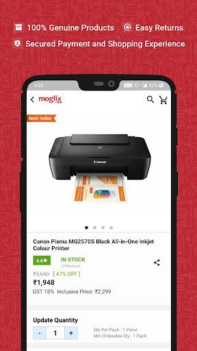 Moglix - Online Industrial & Business Shopping screenshots 3