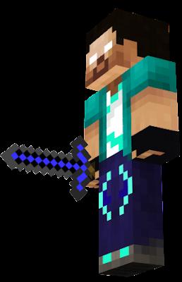 espada que mata todos os mobs