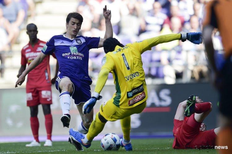 """Verdeelde meningen over de ingreep van Ovono: """"Het was een gekke tackle, maar zo kennen we Didier"""""""