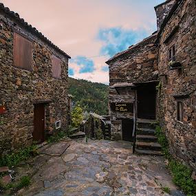 Aldeia de Xisto by Mário Rua - Buildings & Architecture Public & Historical ( aldeia de xisto )