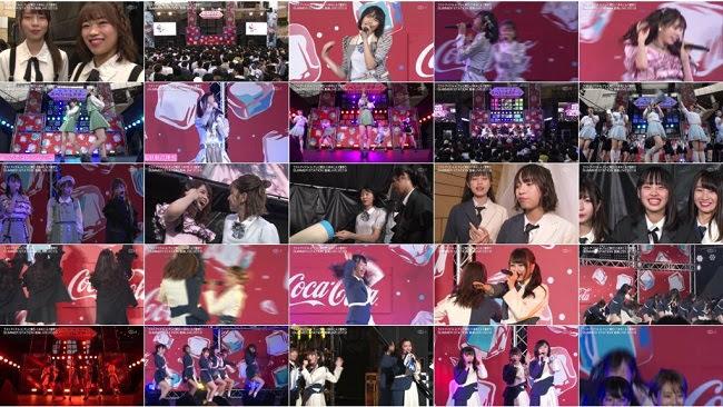 190915 (720p+1080i) ラストアイドル in テレビ朝日・六本木ヒルズ夏祭り SUMMER STATION 音楽LIVE 2019