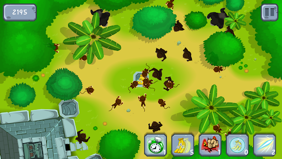 Banana Defender- screenshot thumbnail