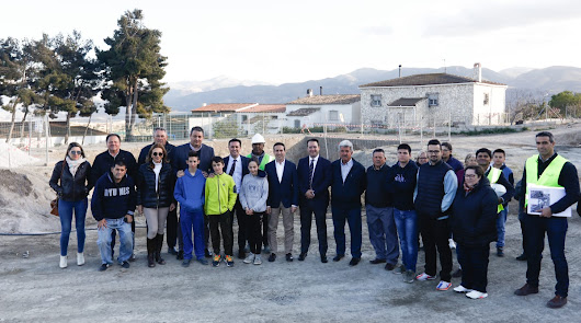 Más de 200.000 euros para completar las instalaciones deportivas en 'El Higueral