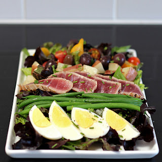 Seared Tuna Salade Niçoise