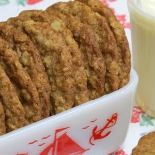 Farmgirl Susan's Soft and Chewy Oatmeal Coconut Cookies