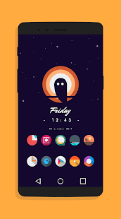 LetItBeO-Minimalist Icon Pack Screenshot