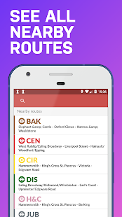 Vancouver Transit • live bus & train times - náhled
