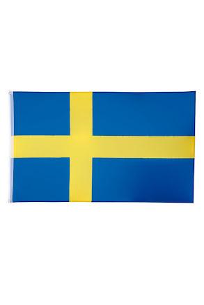 Flagga, svensk 150X90cm