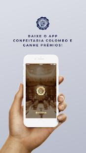 Confeitaria Colombo for PC-Windows 7,8,10 and Mac apk screenshot 1