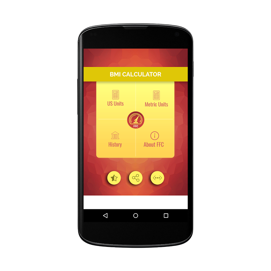 Fitfat Body Calculator (bmi) Android Apps On Google Play