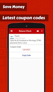 App for Recharge & Balance Check 4