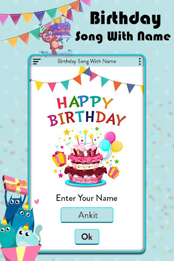 Birthday Song with Name 1.0 screenshots 2