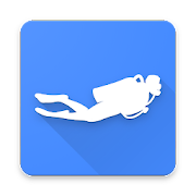 App Icon for Dive log PRO App in Taiwan Play Store