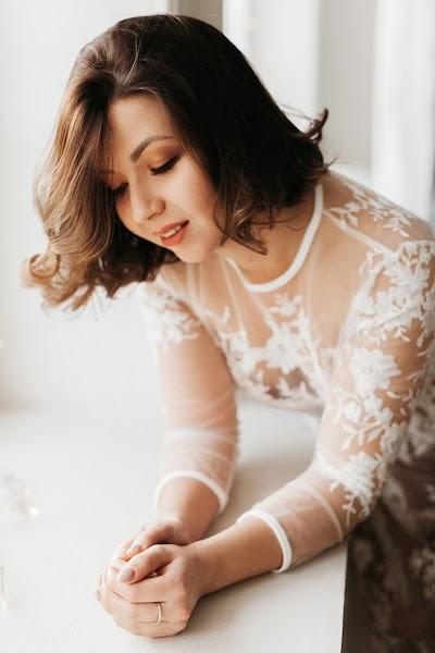 Bryllupsfotograf Kseniya Vasilek (ksenianatolevna). Bilde av 04.02.2019