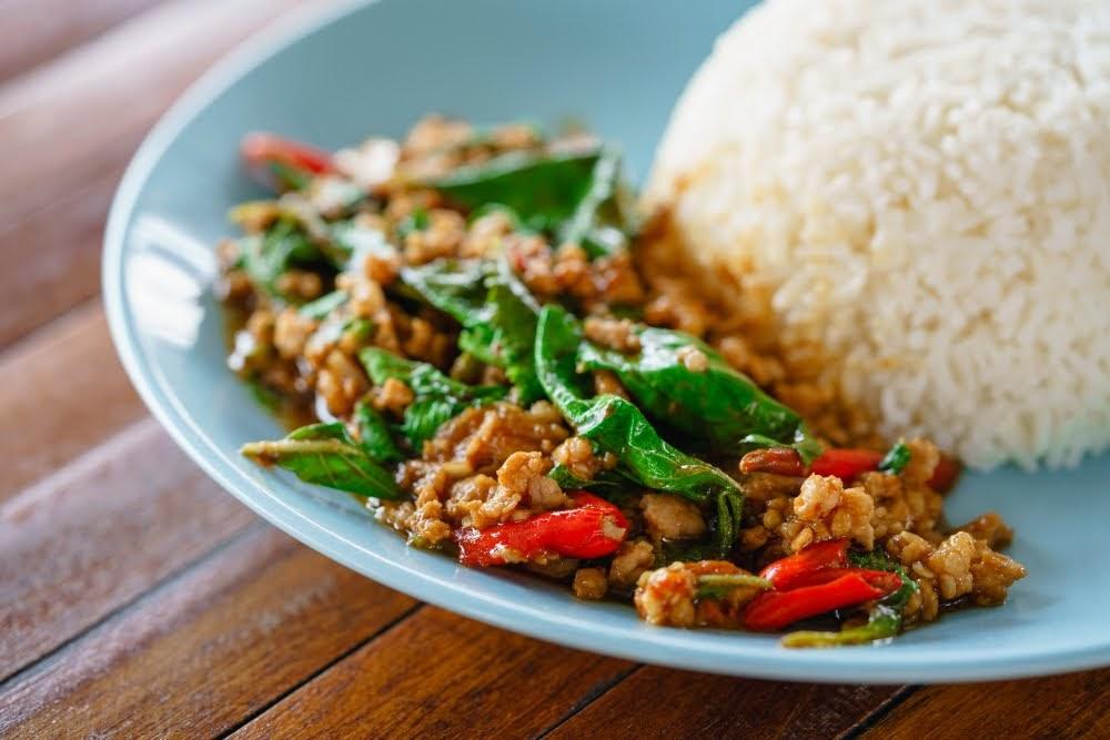 platos tipicos tailandeses